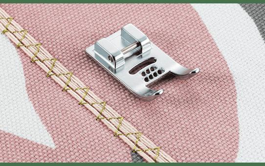Лапка для настрачивания шнуров F020N