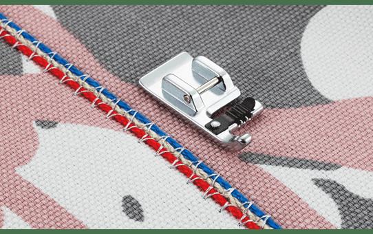 Лапка для настрачивания шнуров  F024N