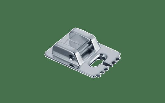Fijne plisseervoet 5mm F037N (5geleiders) 2