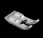 Pied point perlé en métal F068