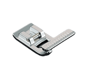 Pied de piqûre en métal F035N
