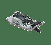 Pied assemblage bord à bord en métal F056