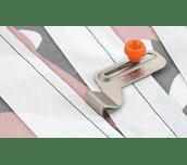 Guide de piquage en métal SG1 avec bouton de guidage orange
