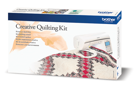 Kit Quilting Brother QKF2