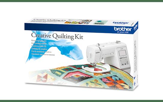 Kit Quilting BrotherQKM2 pour série A et M280D
