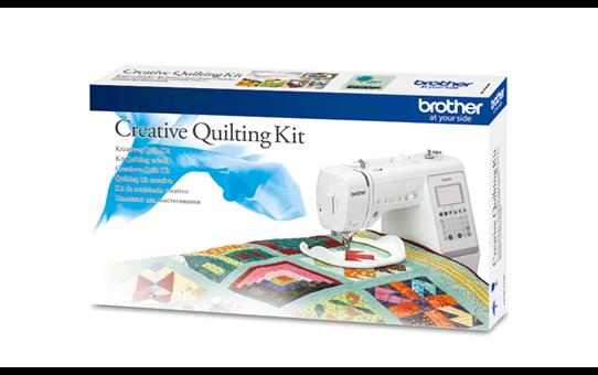 Kit per quilting creativo Brother QKM2 per serie A, M