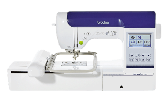 Innov-is F480 Machine à coudre et à broder