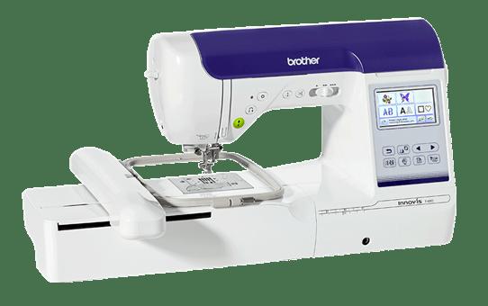 Innov-is F480 naai- en borduurmachine 2