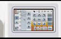 Innov-is F480 швейно-вышивальная машина 6