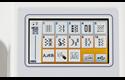 Innov-is F480 швейно-вышивальная машина 8