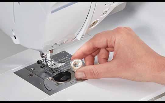 Innov-is NV2700 macchina per cucire, ricamare e quilting ad uso domestico 6