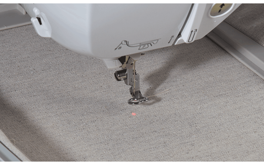 Innov-is NV2700 naai-, quilt- en borduurmachine voor thuis 9