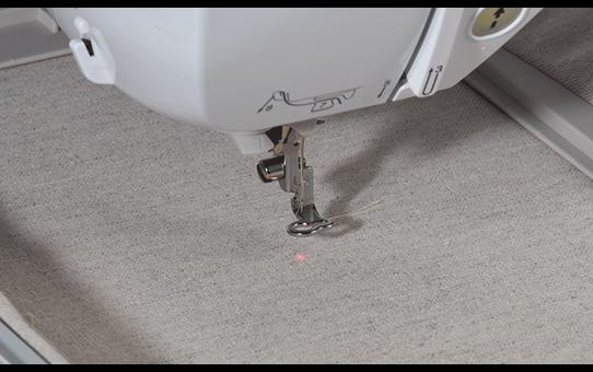Innov-is NV2700 macchina per cucire, ricamare e quilting ad uso domestico 9