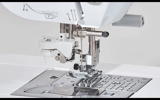 Innov-is NV2700 macchina per cucire, ricamare e quilting ad uso domestico 10
