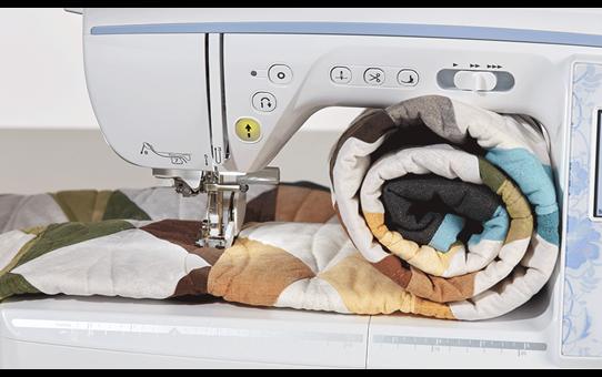 Innov-is NV2700 macchina per cucire, ricamare e quilting ad uso domestico 11