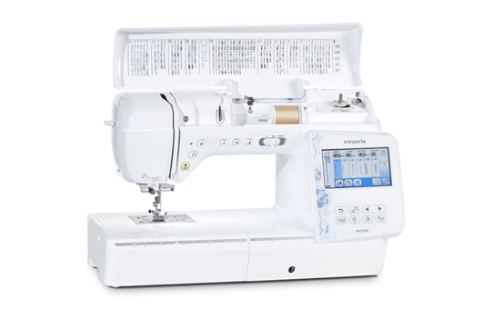 Innov-isNV2700 Machine à coudre, à quilter et à broder 12
