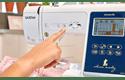 Innov-is M280D швейно-вышивальная машина 5