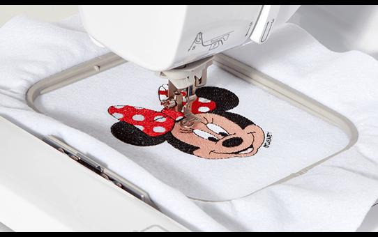Innov-is M280D швейно-вышивальная машина 6