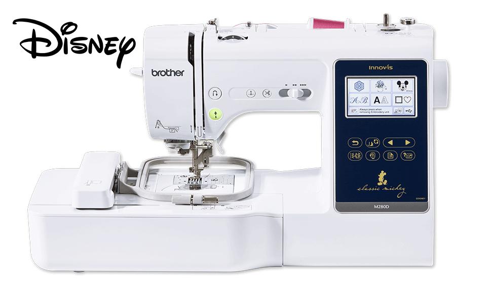 Innov-is M280D Disney Kombimaschine für Nähen und Sticken
