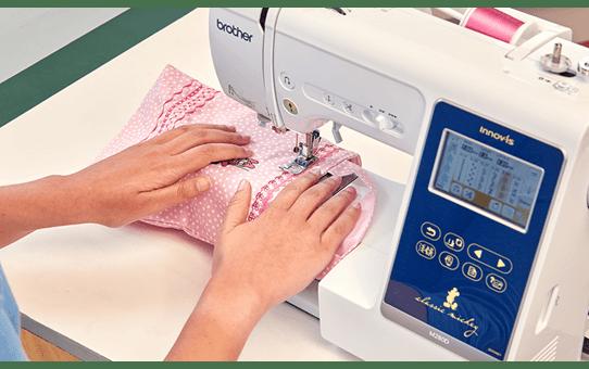 Innov-is M280D швейно-вышивальная машина 8