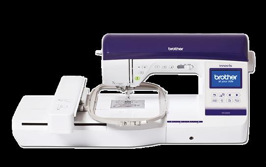 Innov-is NV2600 naai- en borduurmachine