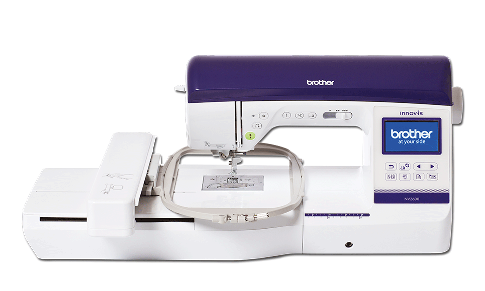 Innov-is NV2600 sewing and embroidery combination machine