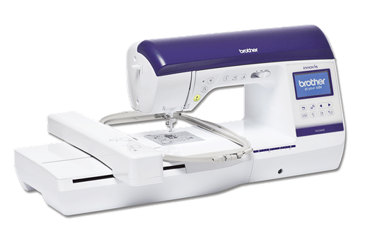 Innov-is NV2600 sewing and embroidery machine 2