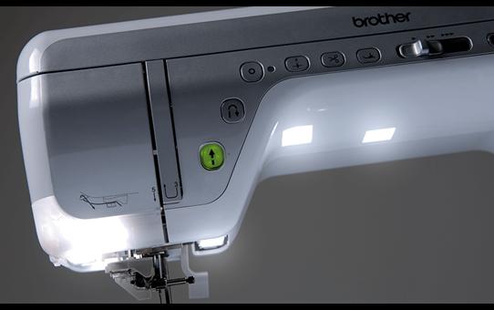 Innov-is V5 швейно-вышивальная машина 6