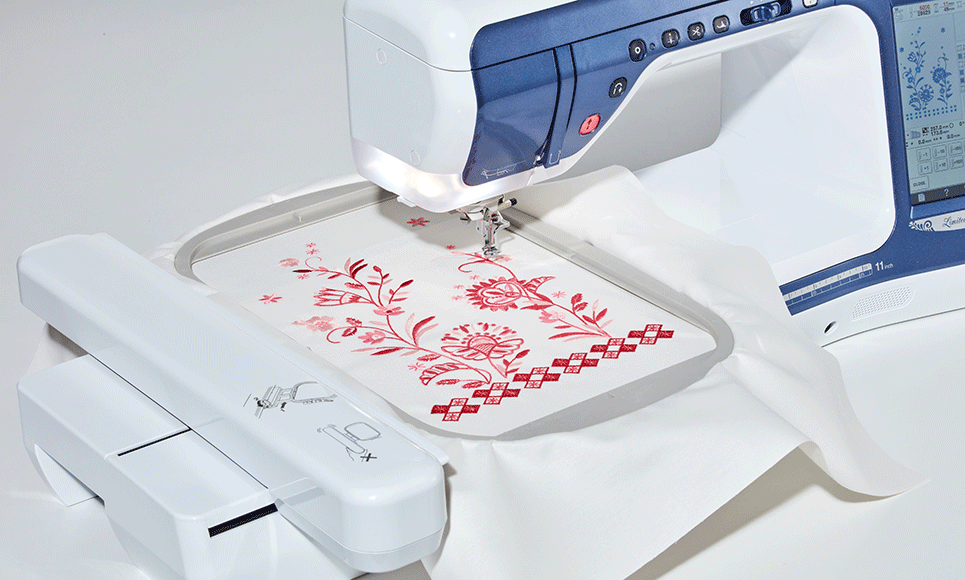 Innov-is V5LE sewing, quilting and embroidery machine 5