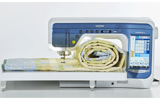 Innov-is V5LE naai-, quilt- en borduurmachine 6