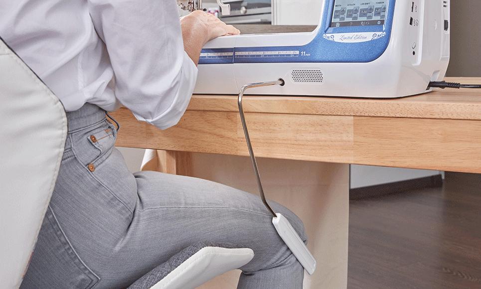 Innov-is V5LE Näh-, Quilt- & Stickmaschine 7