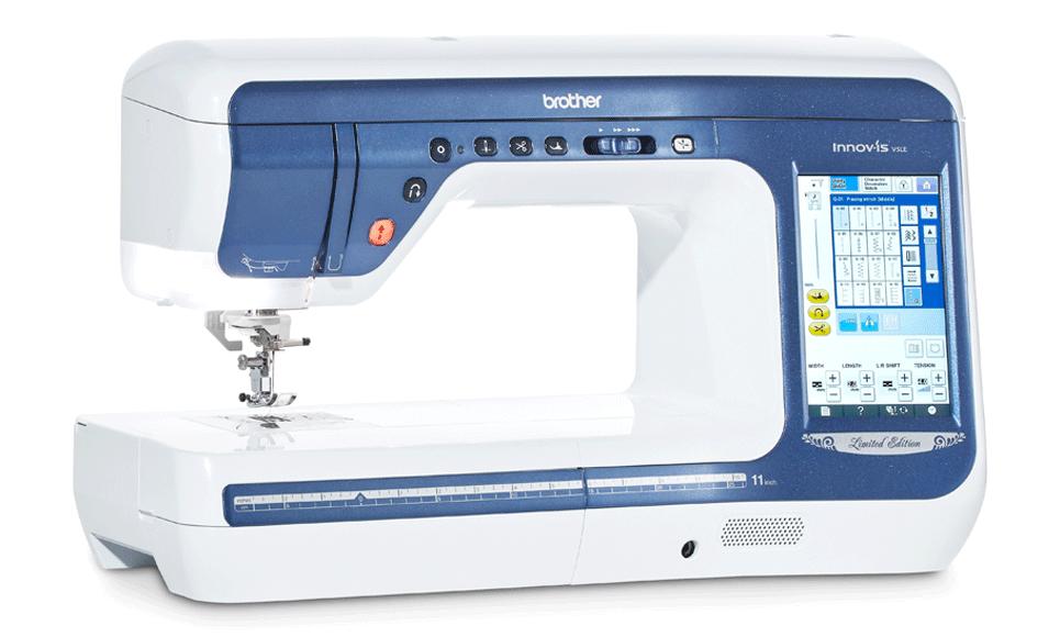 Innov-is V5LE швейно-вышивальная машина  2