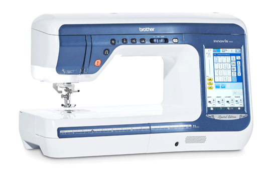 Innov-is V5LE sewing, quilting and embroidery machine 2