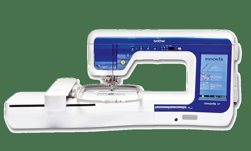 Innov-is V7 Kombimaschine für Nähen und Sticken