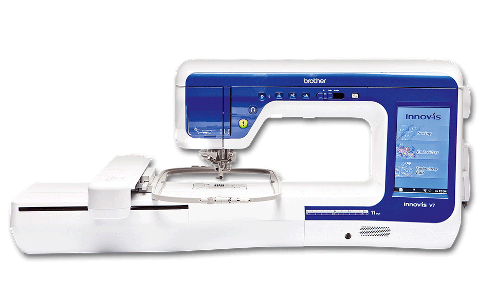 Innov-is V7 sewing and embroidery combination machine