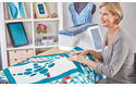 Innov-is Stellaire XJ1 sewing, quilting and embroidery machine 4
