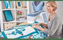 Stellaire Innov-is XJ1 naai-, quilt- en borduurmachine 4