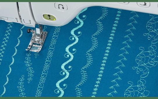 Stellaire Innov-is XJ1 naai-, quilt- en borduurmachine 9