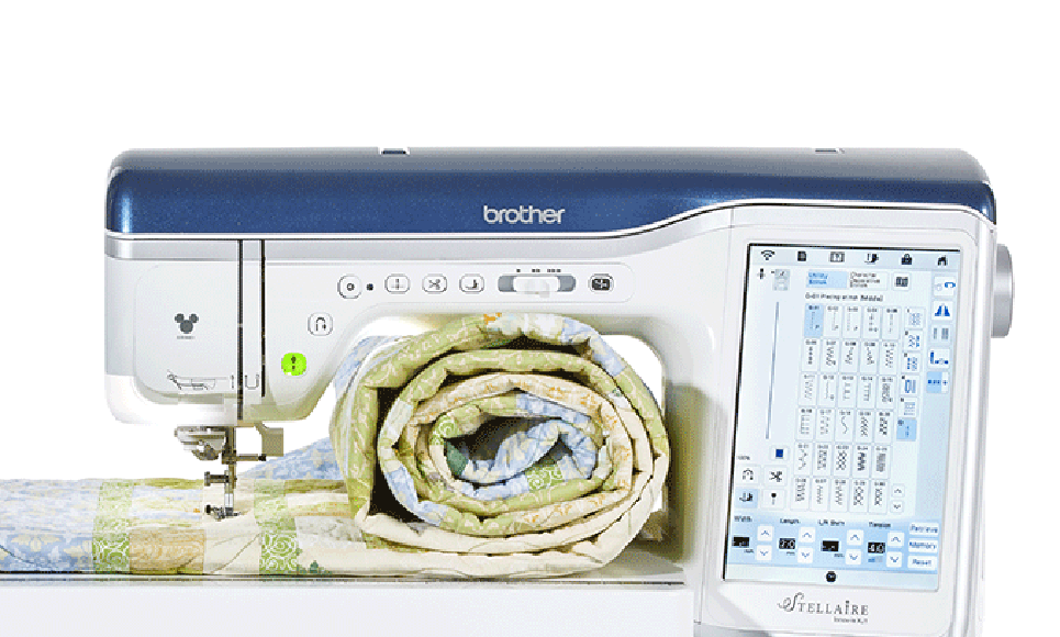 Innov-is Stellaire XJ1 sewing, quilting and embroidery machine 12