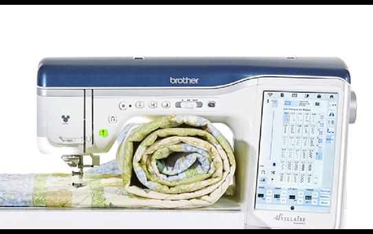 Stellaire Innov-is XJ1 naai-, quilt- en borduurmachine 12