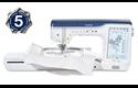 Stellaire Innov-is XJ1 naai-, quilt- en borduurmachine