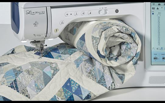 Innov-is-Luminaire-XP1 naai-, quilt- en borduurmachine 5