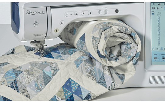 Innov-is-Luminaire-XP1 Sewing, Quilting and Embroidery Machine 5