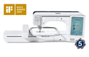 Innov-is-Luminaire-XP1 Potente macchina per cucire, trapuntare e ricamare