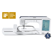 Luminaire Innov-is XP1 fantastische naai- en borduurmachine