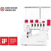 Brother CV3550 5-draadse coverstitch-machine