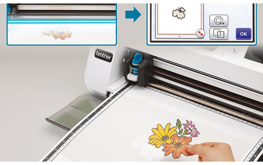 ScanNCut CM300 snijmachine voor thuis- en hobbygebruik 5