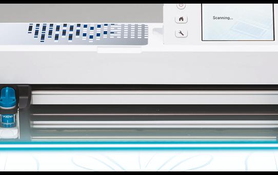 ScanNCut CM750 Schneidemaschine für Heim und Hobby 3