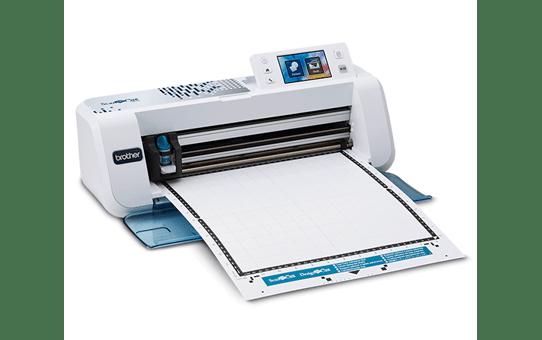 ScanNCut CM750 Schneidemaschine für Heim und Hobby