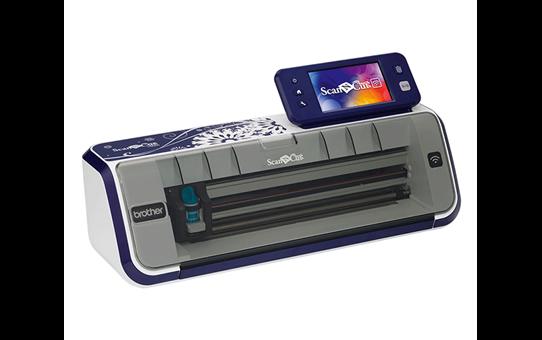 ScanNCut CM900 Machine de découpe & traçage personnelle 2